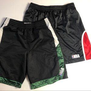NBA Mesh Basketball Shorts Size XL